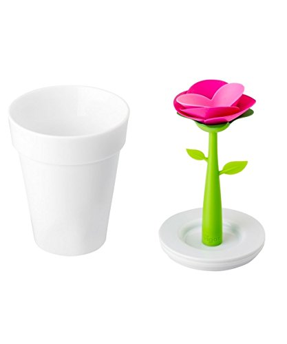 VIGAR Flower Shop Vaso Decorativo Bianco