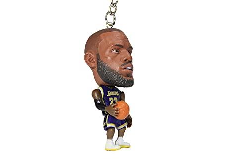 Generisch Basketballspieler Lebron James Schlüsselanhänger | Basketball Schlüsselanhänger/Keychain NBA