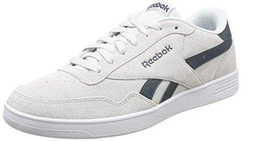 Reebok Jungen Royal Techque T Tennisschuhe, Mehrfarbig (True Grey/Blue Hills/Parched Earth 000), 36 EU