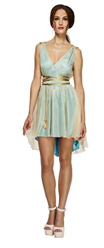 Fever Adult Women's Grecian Queen Costume, Dress and Belt, Legends, Size S,...