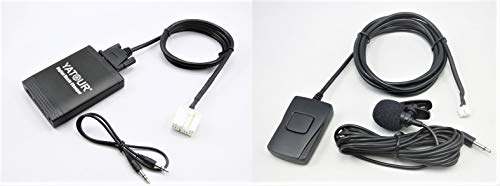 Yatour YTM06-HON2-BT Digitaler Musikadapter USB, SD, AUX Adapter Bluetooth Freisprecheinrichtung Autoradio für Honda mp3