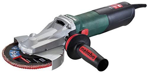 "Metabo- 6"" Flat Head Grinder - 13.5 Amp W/Lock-On, Electronics (613083420 15-150 Quick), Flat Head Grinders"