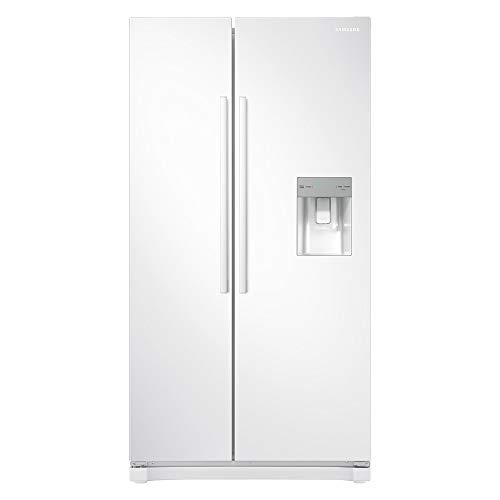 Samsung RS52N3313WW Freestanding American Fridge Freezer with Digital Inverter...