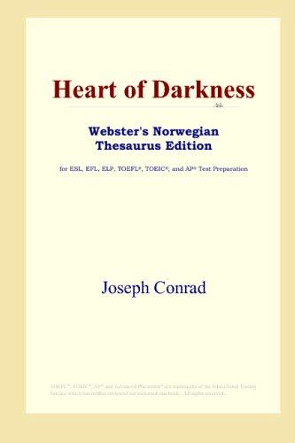 Download Heart of Darkness (Webster's Norwegian Thesaurus Edition) B00125AVX8