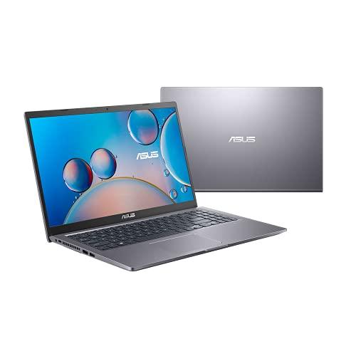 Notebook ASUS X515JF-EJ153T INTEL CORE I5 1035G1 / NVIDIA MX130 / 8 GB / 256 GB SSD / Windows 10 Home / Cinza