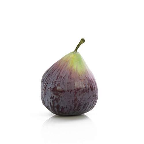 artplants.de Künstliche Feige, lila - grün, Ø 6,5cm - Deko Obst - künstliche Früchte