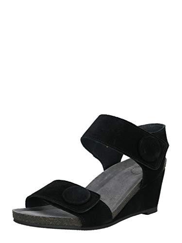 Ca Shott Damen Sandale schwarz 39