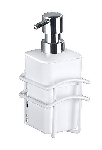 WENKO Seifenspender Classic Plus Duschlotion-Spender Badezimmer-Spender