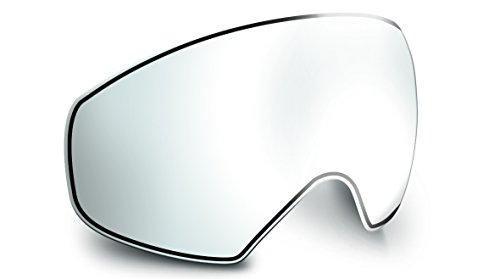 bollé R/L Supreme OTG Ersatz-Display für Skihelm Unisex Erwachsene, Clear