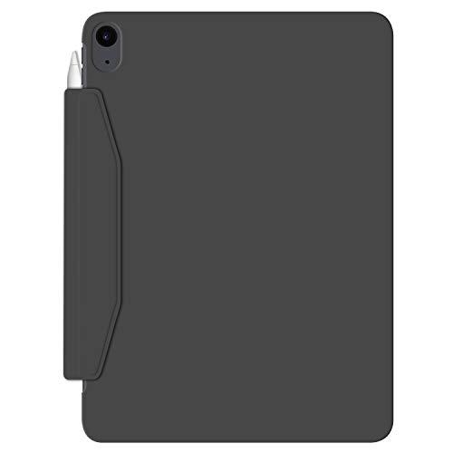 Macally Custodia Stand iPad Air 10.9' Gray vers.2020