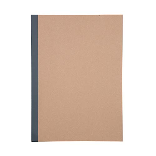 Muji Carta Riciclata per Notebook a Righe, Formato A4 (x10)