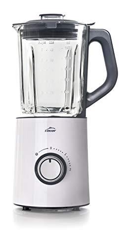Lacor 69587 69587 Mixeur Électrique White 700 W, Sans BPA 1'50 L Acier Inoxydable