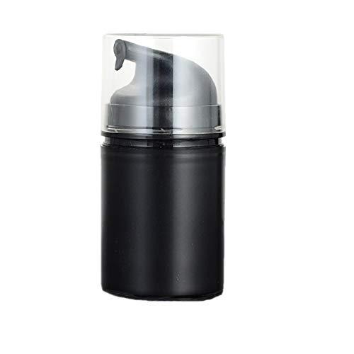 BOENTA Dispensador Jabon Baño Dosificador Jabon Baño Dispensador de jabón de Mano Contenedores de Viaje emulsión Botella de la Bomba Dispensador de champú Black