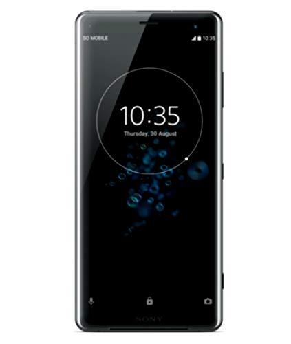 Tim 775534 Sony Xperia XZ3 Smartphone, 64 GB Schwarz