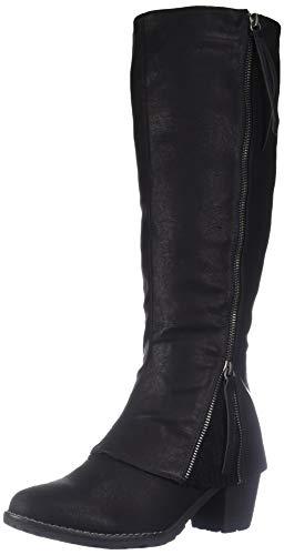 MUK LUKS Women's Lacy Boots - Black