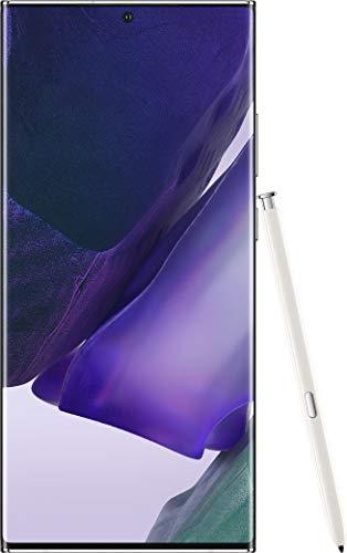 SAMSUNG Galaxy Note 20 Ultra 256GB 8GB RAM SM-N985F/DS 6.9' (Mystic White) Blanco