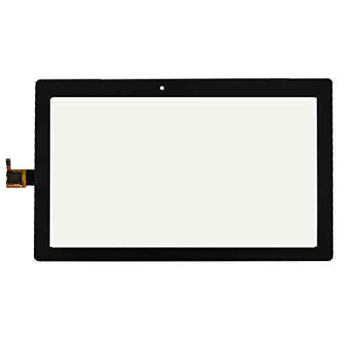 HONGYUE Para Lenovo Tab 2 A10-30 X30F panel táctil (negro) (color: negro).