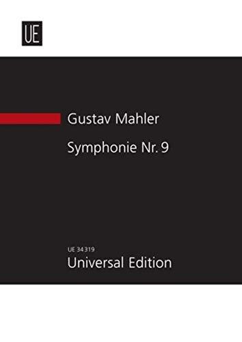 Symphonie Nr. 9: für Orchester. Studienpartitur.