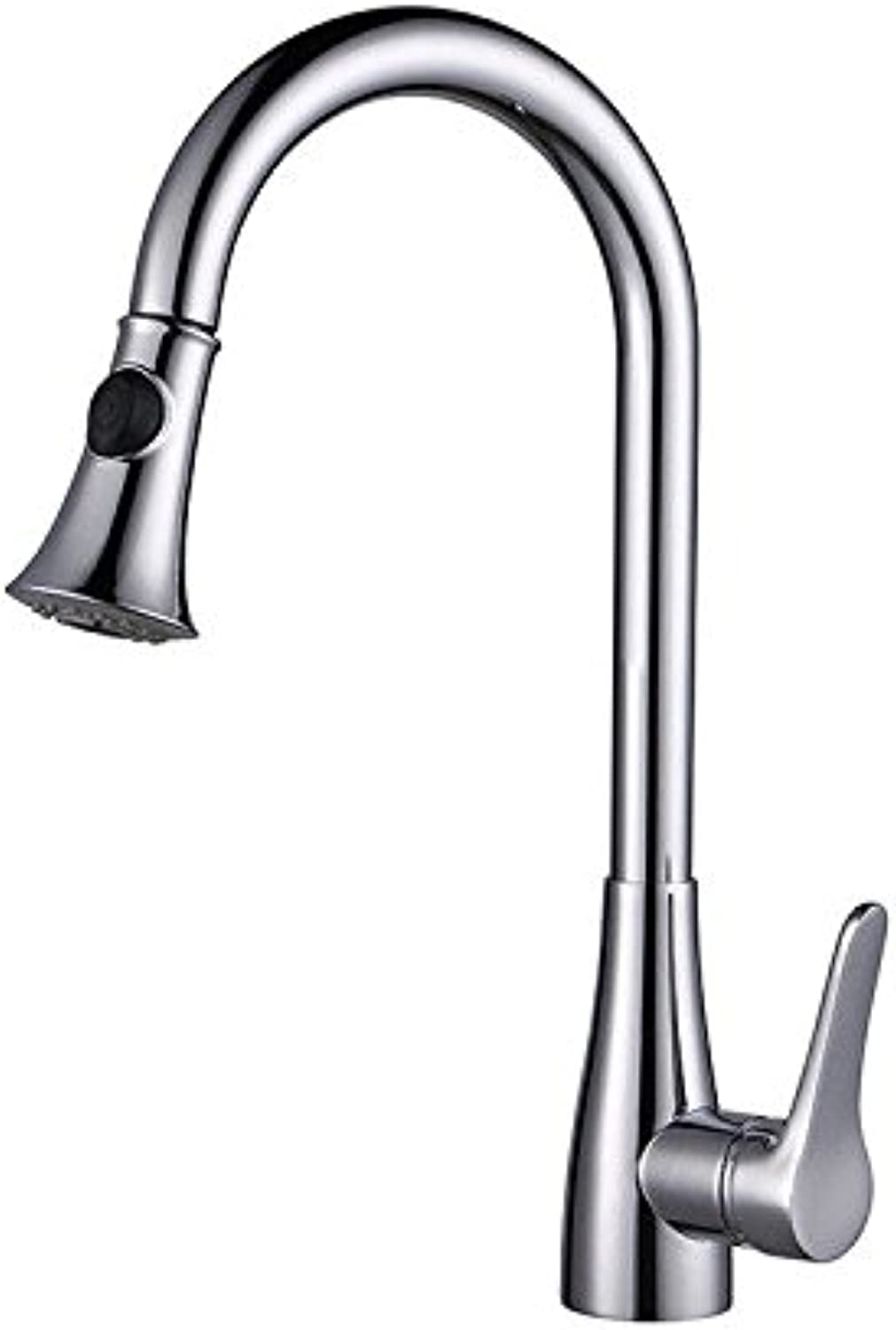 Gyps Faucet Basin Mixer Tap Waterfall Faucet Antique Bathroom The sink faucet kitchen pull-down kitchen faucet chrome single hole surface cold water faucet duplex mixing Faucet