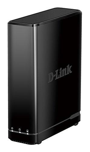D-Link DNR-312L Videoregistratore digitale – Acquisitore video digitale (ASF, AVI, H.264, M-JPEG, MPEG4, 270 fps, 4000 GB, Linux, DC 12 V 3 A, 30 W) Nero