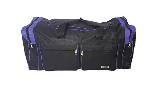 P.I.Sport N.Y. Bolsa XL de Deporte Extra Grande de 80 litros. Maleta Ideal para Deporte, Gimnasio, Viaje, Camping y almacenaje