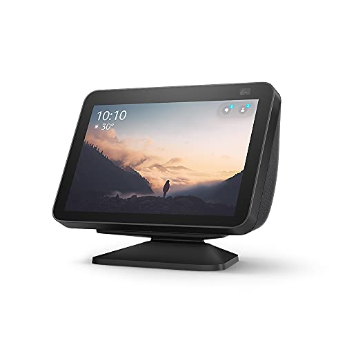 All-new Echo Show 8 (2nd Gen) Adjustable Stand – Charcoal