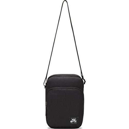 Nike SB Heritage Waistpack BA5850 - Black/Black/White