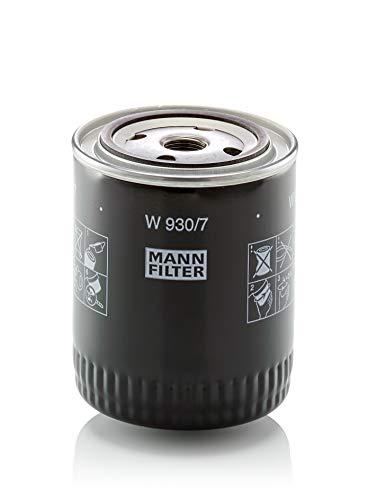 Original MANN-FILTER Ölfilter W 930/7 – Für Nutzfahrzeuge