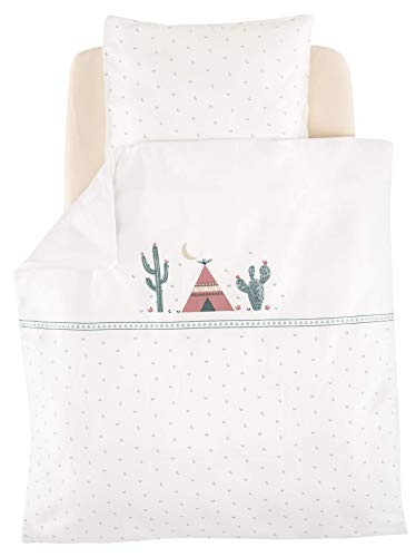 Träumeland Parure de lit Motif Cactus