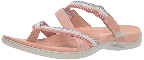 Merrell District Mendi Thong, Damen Zehentrenner, Pink (Tuscany), 37 EU (4 UK)