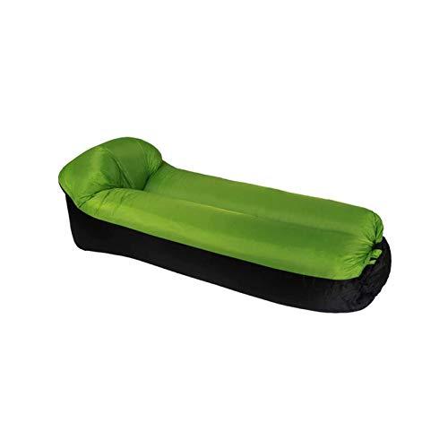 BANGSUN Tumbona inflable sofá hamaca sofá portátil fácil configuración es perfecta