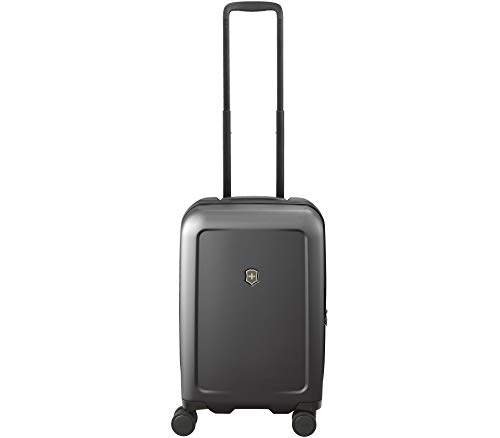 Victorinox Connex Hardside Spinner Luggage, Black, Carry-On, Frequent Flyer (22')