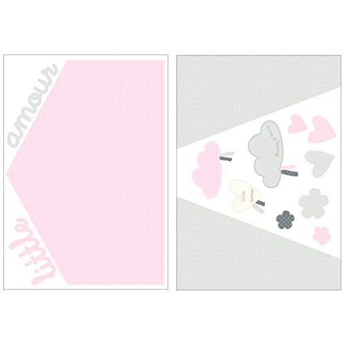 SAUTHON BABY DECO - Stickers home lilibelle