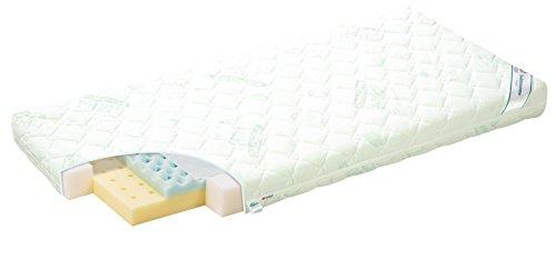 Alvi Kinderbett Matratze Jana 70x140 cm - die Temperaturausgleichende