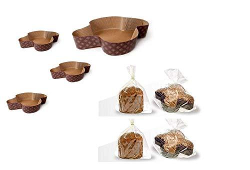 Casa dolce casa Set Preparazione Colomba Artigianale Pasqua - Kit...