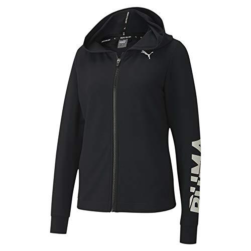 PUMA Modern Sports Damen Kapuzenjacke Puma Black XS