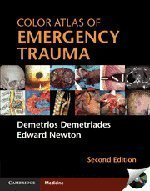 Color Atlas of Emergency Trauma by Demetrios Demetriades Edward Newton(2011-11-21)