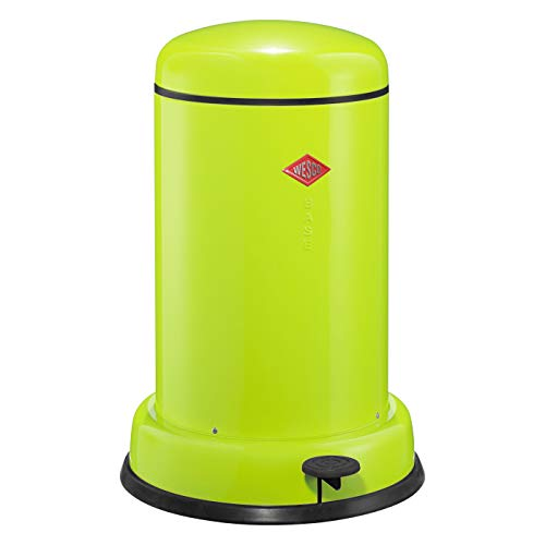 Wesco Abfallsammler mit Dämpfer Baseboy 15 Liter limegreen