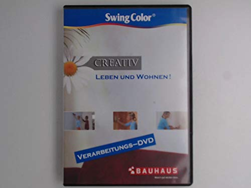 SwingColor - Leben und Wohnen! Verarbeitungs-DVD