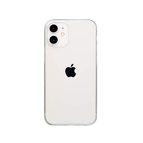パワーサポート iPhone 12 mini 5.4インチ対応 Air jacket Clear POWER SUPPORT(パワーサポート) クリア PPBY-71
