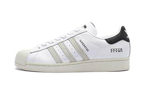 adidas Superstar - Zapatillas de deporte, color blanco y negro