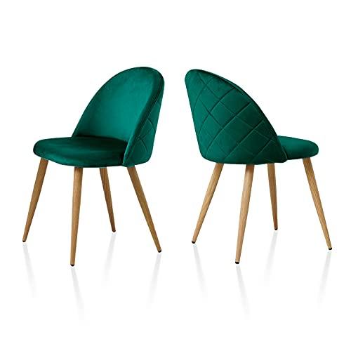 grön stol ikea