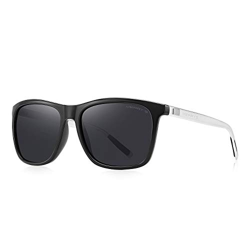 MERRY'S Unisex Polarized Aluminum...