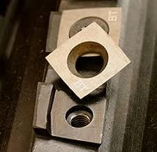 Shelix Carbide Inserts - Box of 10 - Fits Byrd Cutterheads - 15mm x 15mm x 2.5mm