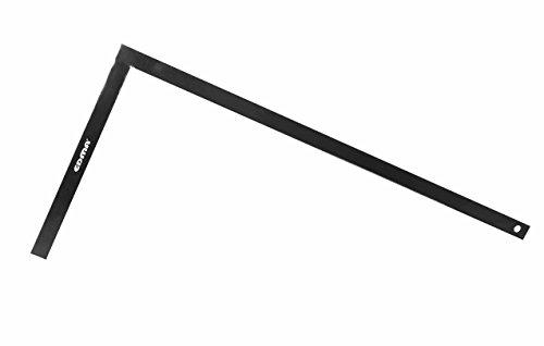 Escuadra Albañil acero 60cm–Edma