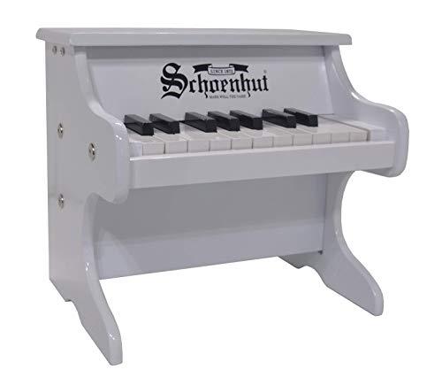 Schoenhut 1822W - 18 Key My First Piano (White)