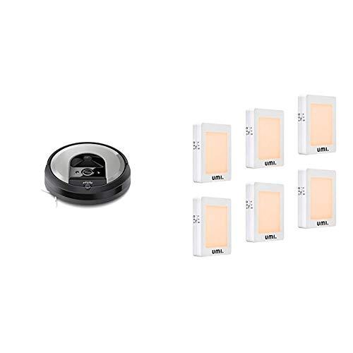iRobot i7 Roomba, Robot Aspirador Adaptable al hogar, Alta P