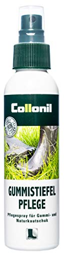 Collonil Gummistiefel Pflege Schuhpflege Gummi-Stiefel farblos, 150 ml