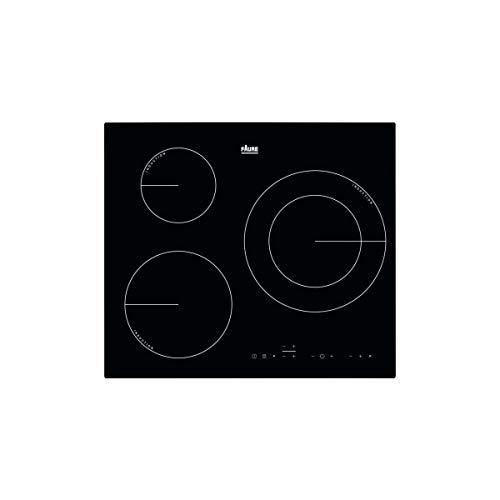 Plaque induction Faure FIT6340CB - Plaque de cuisson 3 foyers / 2 boosters
