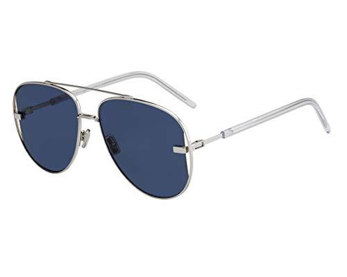 Dior Homme DIORSCALE 010A9 - Gafas de sol, color azul y gris